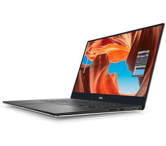 """Dell XPS 15 (9500)/i7-10750H/32GB/1TB SSD/4GB Nvidia 1650Ti/15.6"""" UHD+ (3840 x 2400)/W10P MUI/Silver (9500-85378)"""