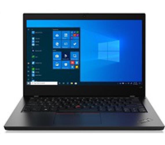 "Lenovo ThinkPad L14 i - i7-10510U@1.8GHz,14"" FHD,16GB,512SSD,HDMI,IR+HDcam,Intel HD,LTE,W10P,1r carryin (20U1000XCK)"