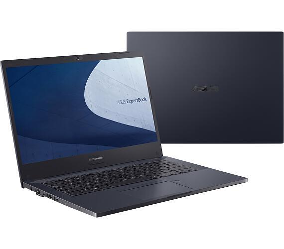 """Asus ExpertBook P2451FA-EK0100R i5-10210U/8GB/256GB SSD/14"""" FHD/Win10Pro/černý"""