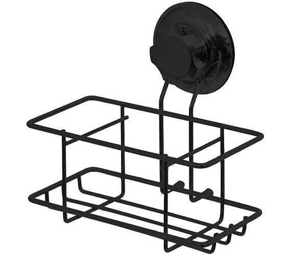 Compactor Bestlock Black s přísavkou - bez vrtání