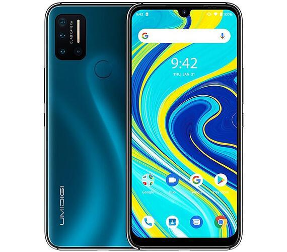 UMIDIGI A7 PRO 4GB+64GB Dual SIM oceánově modrý (UMI000095) + DOPRAVA ZDARMA