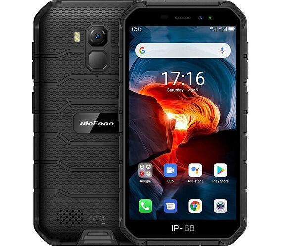 UleFone Armor X7 PRO Dual SIM 4GB+32GB černý (ULE000354) + DOPRAVA ZDARMA
