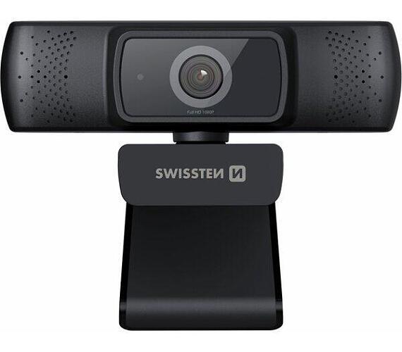 Swissten WEBCAM FHD 1080P (55000001) + DOPRAVA ZDARMA