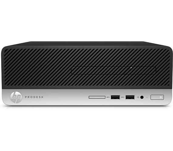 HP ProDesk 400 G6 SFF/ i5-9400 / 8GB / 256 GB SSD / DVDRW / UHD 630 / WIN 10 PRO (9UT25EA#BCM)