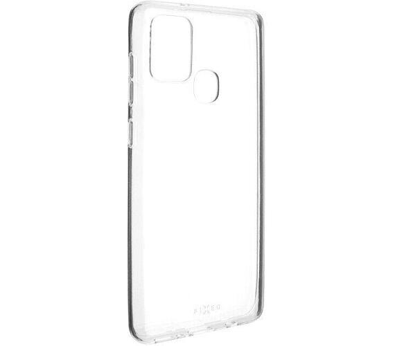 FIXED TPU pouzdro Samsung Galaxy A21s čiré (FIXTCC-552)