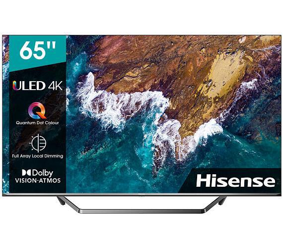 Hisense 65U7QF + DVB-T2 OVĚŘENO + DOPRAVA ZDARMA