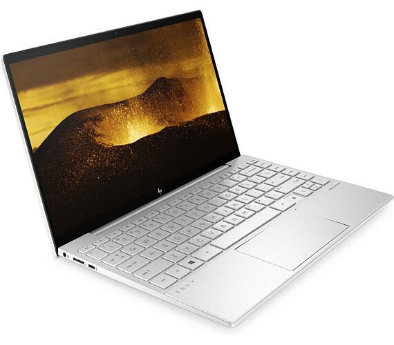 """HP ENVY 13-ba0003nc/ i7-10510U/ 16GB DDR4/ 512GB SSD/ MX350 2GB/ 13,3"""" FHD IPS/ W10H/ stříbrný (187N0EA#BCM)"""