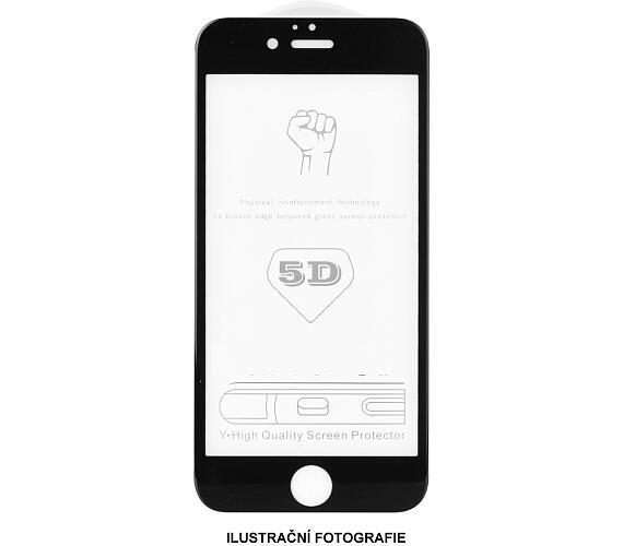 5D tvrzené sklo Samsung A51 Black (A515) FULL GLUE + DOPRAVA ZDARMA