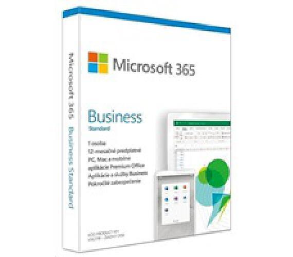 Microsoft 365 Business Standard SK (1rok) (KLQ-00476)
