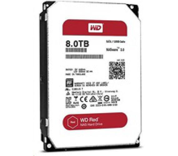 WD RED Pro NAS WD102KFBX 10TB SATAIII/600 256MB cache