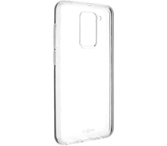 FIXED Skin ultratenké TPU pouzdro 0,6 mm Xiaomi Redmi Note 9 čiré (FIXTCS-517)