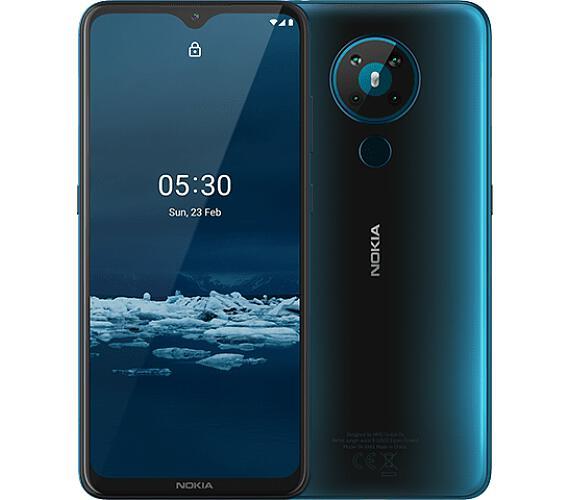 Nokia 5.3 (4/64GB) Dual SIM Cyan (6830AA004029)