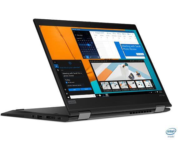 """Lenovo ThinkPad X13 Yoga G1 i7-10510U/16GB/512GB SSD/UHD Graphics/13,3""""FHD Touch IPS 400n LP+IR/4G/W10PRO/Black/3y OnS (20SX001CCK)"""