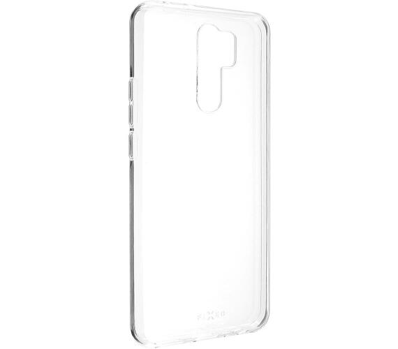 FIXED TPU pouzdro Xiaomi Redmi 9 čiré (FIXTCC-516)