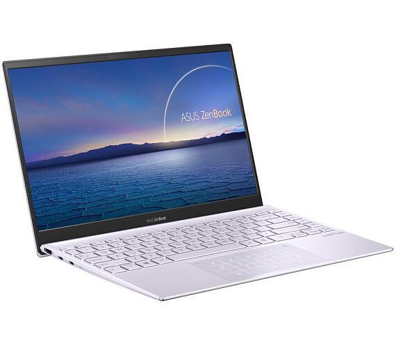 "Asus Zenbook UM425IA-AM046T AMD R5-4500U 14"" FHD matny UMA 8GB 512GB SSD WL BT Cam W10 Lilac Mist"