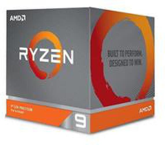 AMD Ryzen 9 12C/24T 3900X (3.8GHz,70MB,105W,AM4) box + Wraith Prism with RGB LED cooler (100-1000000
