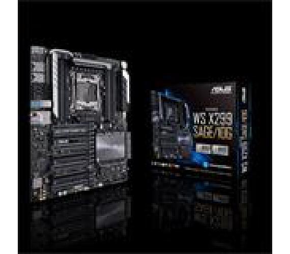 Asus WS Z390 PRO s.1151 Z390 DDR4 ATX 5xPCIe RAID 2x1GL USB3.0 (90SW00L0-M0EAY0)