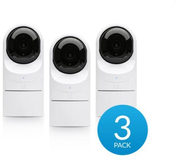 Ubiquiti UniFi Video Camera G3 FLEX 3pack (UVC-G3-FLEX-3)