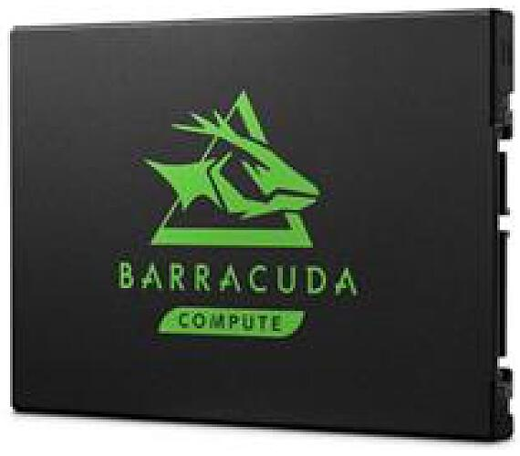 Seagate Barracuda 120 SSD - 2000 GB / SATA-III / 7mm Single pack (ZA2000CM1A003)