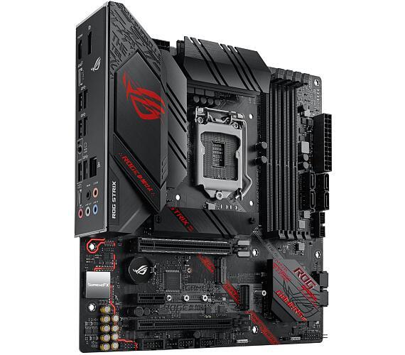 Asus ROG STRIX B460-G GAMING / B460 / LGA1200 / 4x DDR4 DIMM / mATX (90MB1460-M0EAY0) + DOPRAVA ZDARMA