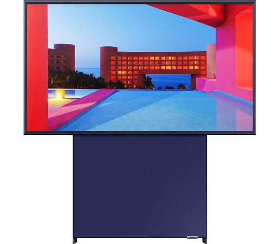 Samsung QE43LS05 + DVB-T2 OVĚŘENO + DOPRAVA ZDARMA