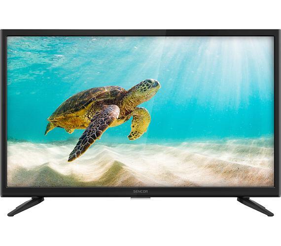 Sencor SLE 22F62TCS H.265 (HEVC) 12V + DVB-T2 OVĚŘENO + DOPRAVA ZDARMA