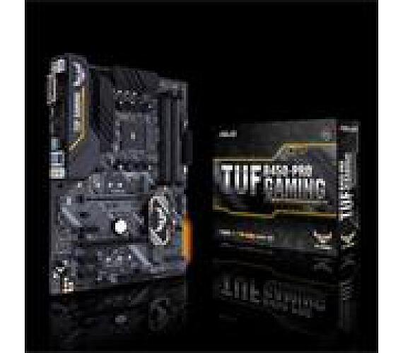 Asus TUF B450-PRO GAMING soc.AM4 B450 DDR4 ATX M.2 USB-C DVI HDMI (90MB10C0-M0EAY0)