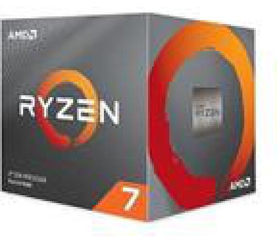 AMD Ryzen 7 8C/16T 3800X (3.9GHz,36MB,105W,AM4) box + Wraith Prism with RGB LED cooler (100-100000025BOX)