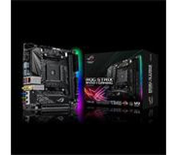 Asus ROG STRIX B450-I GAMING soc.AM4 B450 DDR4 mITX M.2 RAID WIFI BT HDMI (90MB0Z50-M0EAY0)