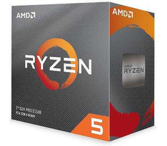 AMD Ryzen 5 6C/12T 3600 (3.6GHz,35MB,65W,AM4) box + Wraith Stealth cooler (100-100000031BOX)
