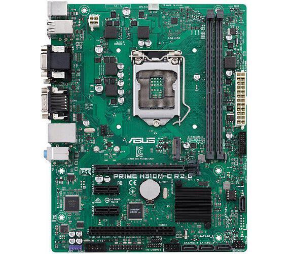 Asus PRIME H310M-C R2.0 soc.1151 H310 DDR4 mATX M.2 DVI D-Sub (90MB0ZM0-M0EAYM)