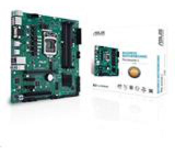 Asus PRO B460M-C/CSM soc.1200 DDR4 (90MB13S0-M0EAYC)