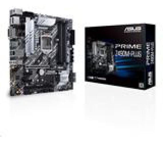Asus PRIME Z490M-PLUS soc. 1200 DDR4 (90MB12W0-M0EAY0)