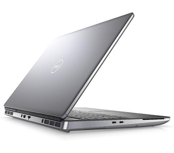 """Dell Precision 7550 15,6"""" FHD i7-10750H/16GB/256GB SSD/T1000-4GB/THB/MCR/SCR/LTE/W10P/3RNBD/Šedý (WM3J5)"""