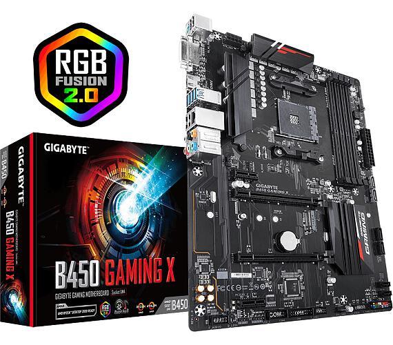 Gigabyte B450 GAMING X (rev. 1.x)