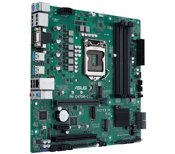 Asus PRO Q470M-C/CSM (90MB1380-M0EAYC) + DOPRAVA ZDARMA