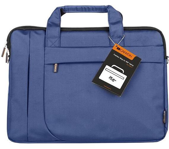 """Canyon elegantní taška na notebook do velikosti 15,6"""""""