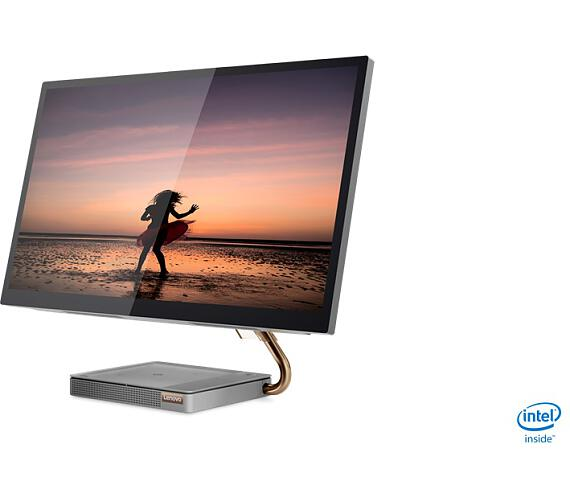 "Lenovo IdeaCentre AIO A540-27ICB i5-9400T 3,40GHz/16GB/SSD 512GB/27"" QHD/IPS/250nitů/wireless charger/WIN10 PRO (F0EK00CGCK) + DOPRAVA ZDARMA"