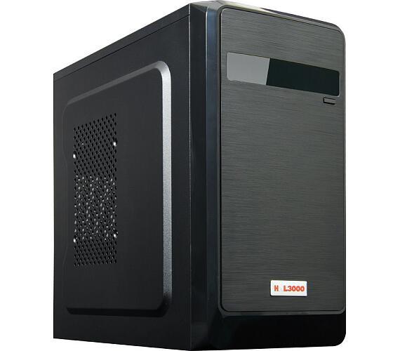 HAL3000 ProWork AMD 120 / AMD Ryzen 3 4350G/ 8GB/ 250GB PCIe SSD/ bez OS (PCHS2443)