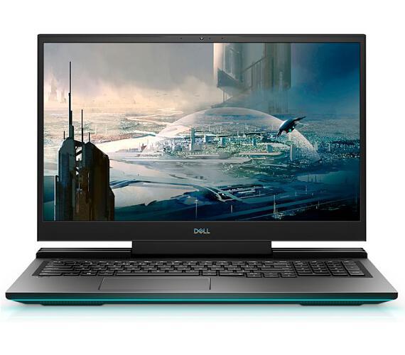 """Dell G7 17(7700)/i9-10885H/16GB/1TB SSD/17,3""""/FHD 300Hz/BT/CAM/FPR/8GB RTX 2070 SUPER/W10H/černý (N-7700-N2-911K)"""