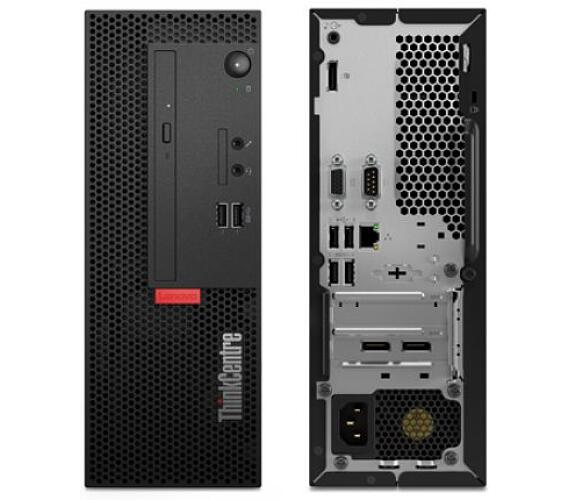ThinkCentre M720e i5-9400/8GB/256GB SSD/integrated/DVD-RW//SFFWin10PRO/5y OnS + Office Home and Busi