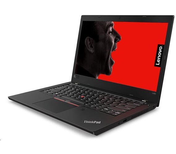 """Lenovo ThinkPad L14 gen1 i7-10510U/16GB/1TB SSD/UHD Graphics 620/14""""FHD IPS/4G/W10PRO/Černý (20U1001"""