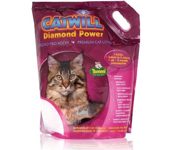 Catwill One Cat pack 1,6kg (pův.3,8l)