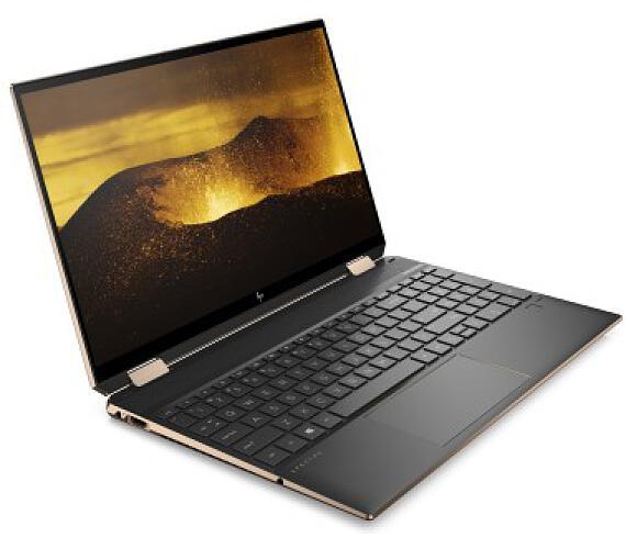 """HP Spectre 15 x360-eb0001nc/Intel i7-10750H/16GB/512GB SSD+32GB 3D Xpoint/15,6"""" IPS 4K UHD/GF GTX 1650Ti 4GB/Win 10 Pro (1N7P9EA#BCM) + DOPRAVA ZDARMA"""