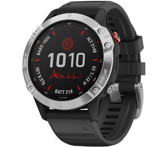 Garmin chytré sportovní GPS hodinky fenix6 Solar