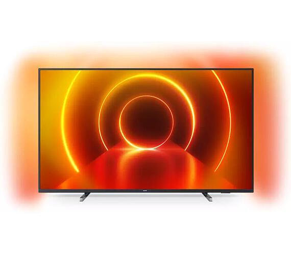 Philips 58PUS7805 + DVB-T2 OVĚŘENO + DOPRAVA ZDARMA