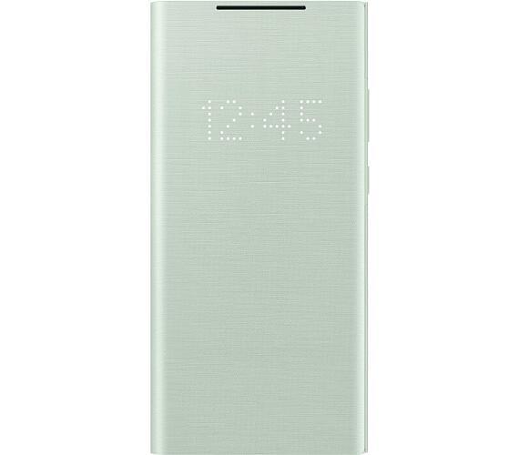 Samsung Flipové pouzdro LED View Note 20 Mint (EF-NN980PMEGEU)