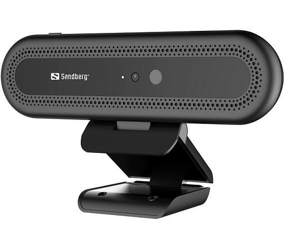 SANDBERG Face Recognition Webcam 1080P (133-99) + DOPRAVA ZDARMA