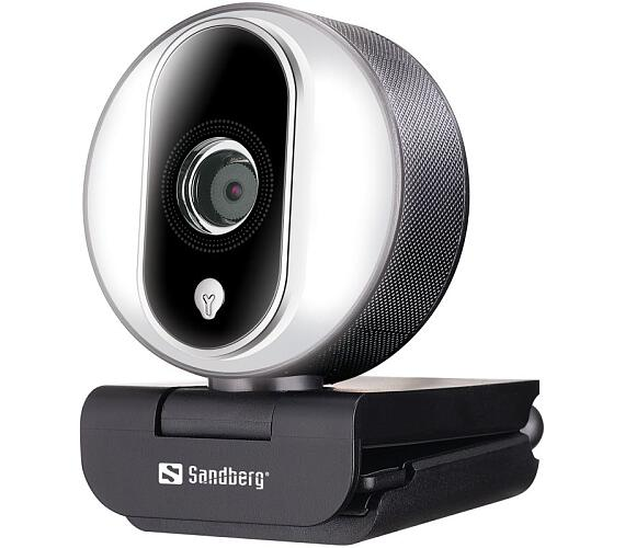 SANDBERG Streamer USB Webcam Pro (134-12) + DOPRAVA ZDARMA
