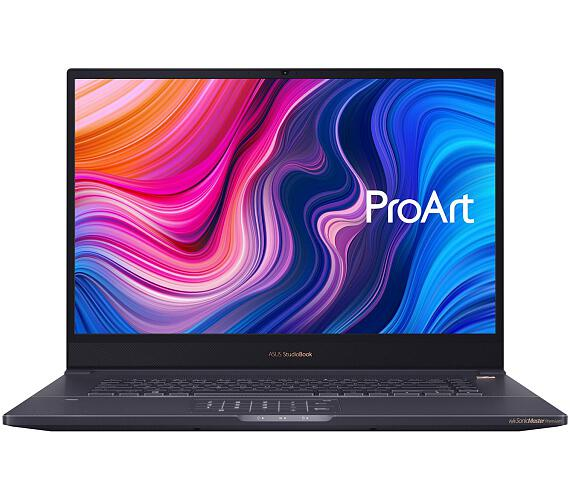"""Asus StudioBook W700G3T - 17"""" / i7-9750H / 32GB / 2TB SSD/Quadro RTX 3000 MaxQ/W10Pro (Star Grey/Alu"""